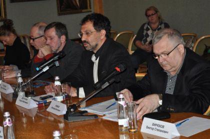 Шестой круглый стол в Доме экономиста 30.11.2010